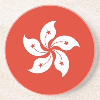 香港-香港特別行政區區旗-の旗中華人民共和國香港特別行政區 コースター