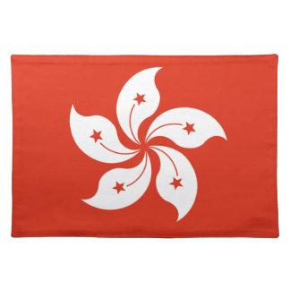 香港-香港特別行政區區旗-の旗中華人民共和國香港特別行政區 ランチョンマット