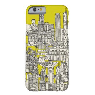 香港toile deのjouy淡黄緑 barely there iPhone 6 ケース