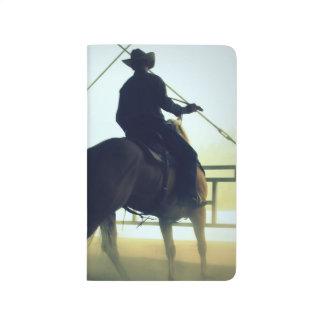馬およびライダーの~のポケットジャーナル ポケットジャーナル