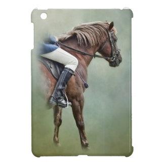 馬およびライダー iPad MINI カバー