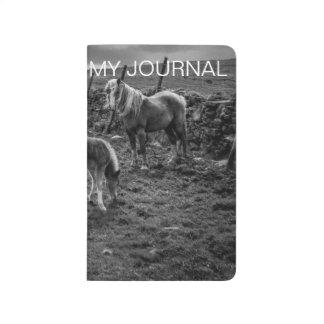 馬および子馬ジャーナル ポケットジャーナル