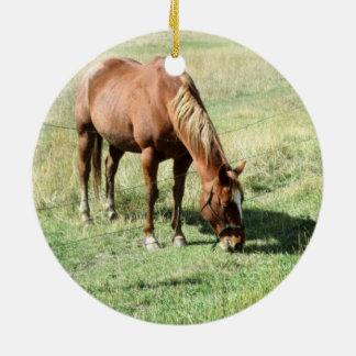 馬のオーナメントの分野 セラミックオーナメント