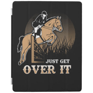 馬のスポーツ iPadスマートカバー