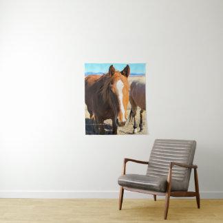 馬のタペストリー タペストリー
