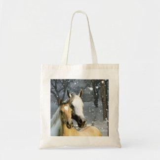 馬のトートバック トートバッグ
