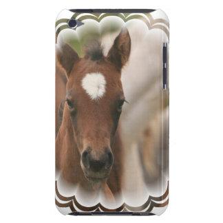 馬のベビーのiTouchの場合 Case-Mate iPod Touch ケース
