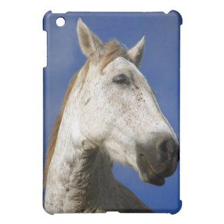 馬のポートレート iPad MINIケース