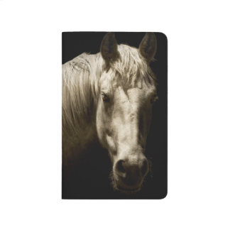 馬のポートレートVI ポケットジャーナル