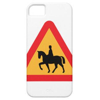 馬の交差のカスタム iPhone SE/5/5s ケース
