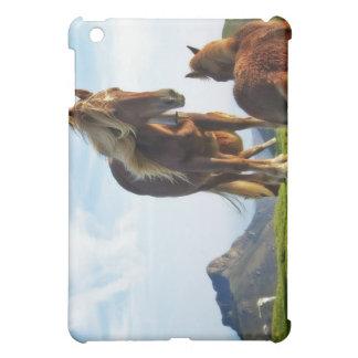 馬の例 iPad MINIカバー