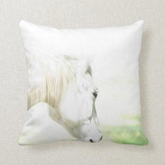 馬の写真の枕 クッション