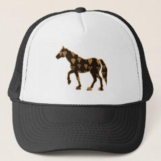 馬の動物の競争ペット賭けNavinJOSHI NVN55 キャップ