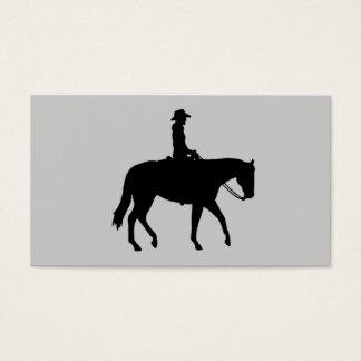 馬の名刺 名刺
