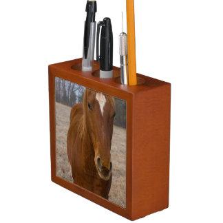 馬の姿勢 ペンスタンド