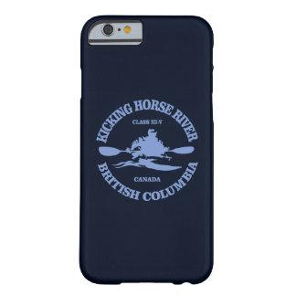 馬の川を蹴ること BARELY THERE iPhone 6 ケース