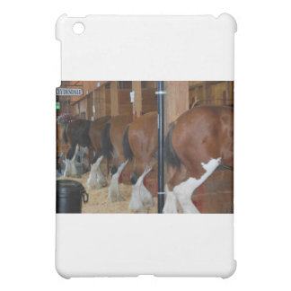 馬の後部 iPad MINIカバー