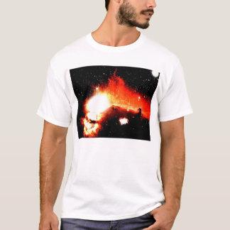 馬の星雲 Tシャツ