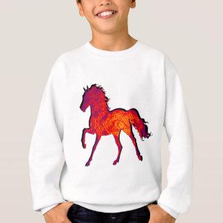 馬の欲求 スウェットシャツ