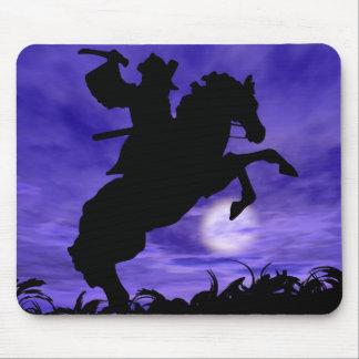 馬の武士 マウスパッド