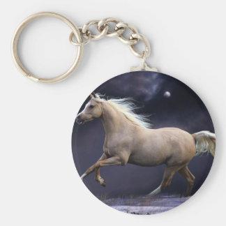 馬の疾走すること キーホルダー