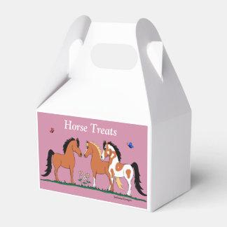 馬の相棒のカスタムなGabelのギフト用の箱 フェイバーボックス