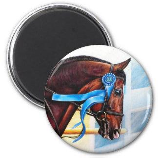 馬の磁石-勇敢なハート マグネット