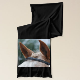 馬の耳 スカーフ