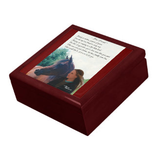 馬の詩のギフト用の箱 ギフトボックス