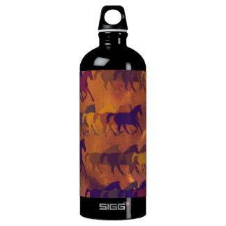 馬の農場パターン SIGG トラベラー 1.0L ウォーターボトル