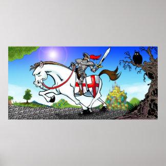 馬の騎士 ポスター