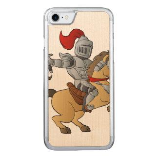馬の騎士 CARVED iPhone 8/7 ケース