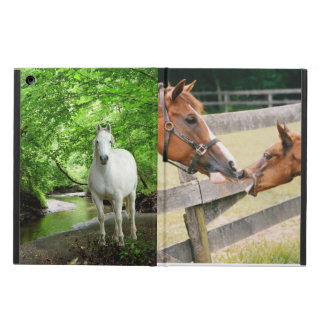 馬のiPadの空気箱 iPad Airケース