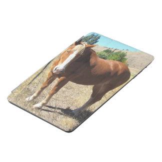 馬のiPad Miniカバー iPad Miniカバー
