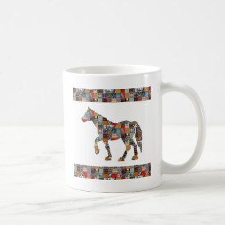 馬のRaceClubの賭けのポロの罷業者NVN692のギフト コーヒーマグカップ