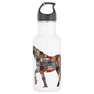馬のRaceClubの賭けのポロの罷業者NVN692 ウォーターボトル