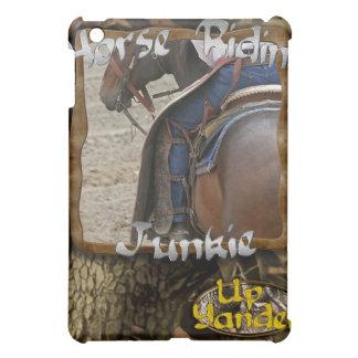 馬のRidinの麻薬常習者 iPad Miniカバー