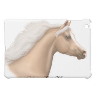 馬のSpeckのカスタマイズ可能なアラビアの場合 iPad Mini Case
