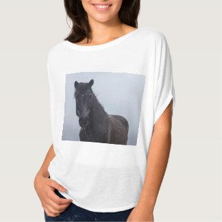 馬のTシャツ Tシャツ
