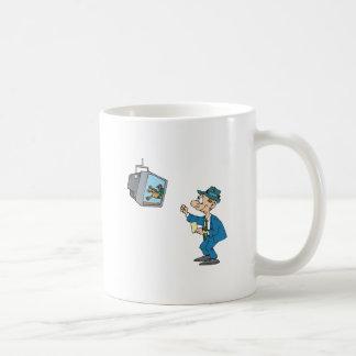 馬を賭けること コーヒーマグカップ