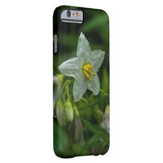 馬イラクサの野生の花の花のSmartphoneの場合 Barely There iPhone 6 ケース