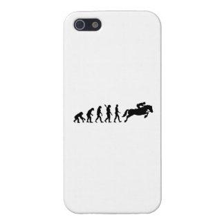 馬ショーの跳躍 iPhone 5 カバー