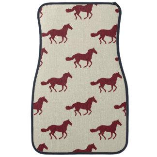 馬パターン カーマット