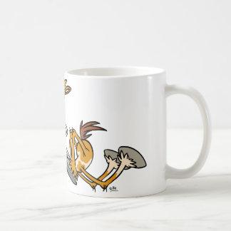 馬力の漫画のマグ コーヒーマグカップ