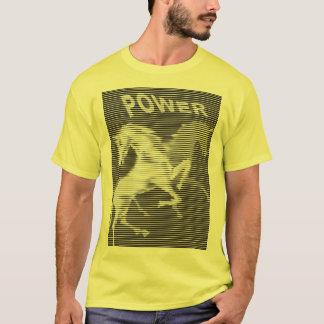 馬力のTシャツ Tシャツ