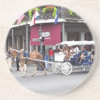 馬及びキャリッジ コースター
