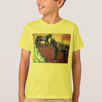 馬及びレモン Tシャツ