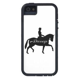 馬場馬術の乗馬の馬およびライダーのiphoneの場合 iPhone SE/5/5s ケース