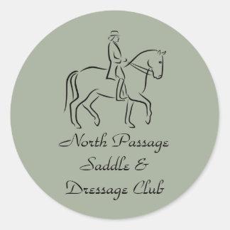 馬場馬術の乗馬クラブ ラウンドシール