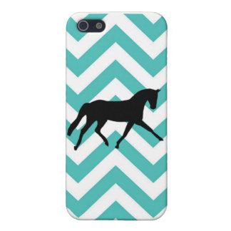馬場馬術のIphone 5の場合 iPhone 5 Case